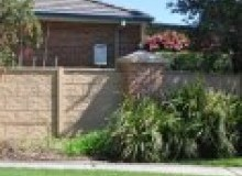 Kwikfynd Barrier wall fencing abbotsfordvic