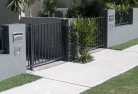 Abbotsford VIC Boundary fencing aluminium 3old