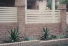 Abbotsford VIC Brick fencing 12