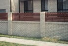 Abbotsford VIC Brick fencing 13