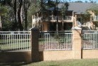 Abbotsford VIC Brick fencing 9
