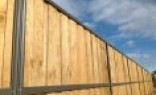 Fencing Companies Lap and Cap Timber Fencing