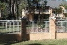 Abbotsford VIC Tubular fencing 11