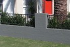 Abbotsford VIC Tubular fencing 9