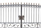 Abbotsford VIC Wrought iron fencing 10