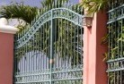 Abbotsford VIC Wrought iron fencing 12