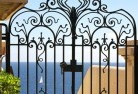 Abbotsford VIC Wrought iron fencing 13
