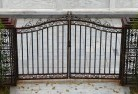 Abbotsford VIC Wrought iron fencing 14