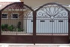 Abbotsford VIC Wrought iron fencing 2