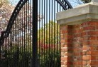 Abbotsford VIC Wrought iron fencing 7